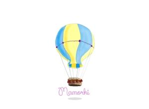 Mamorki Balloon Logo