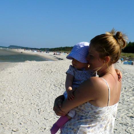 Nadmorski jarmark czyli wakacje z dzieckiem nad polskim morzem